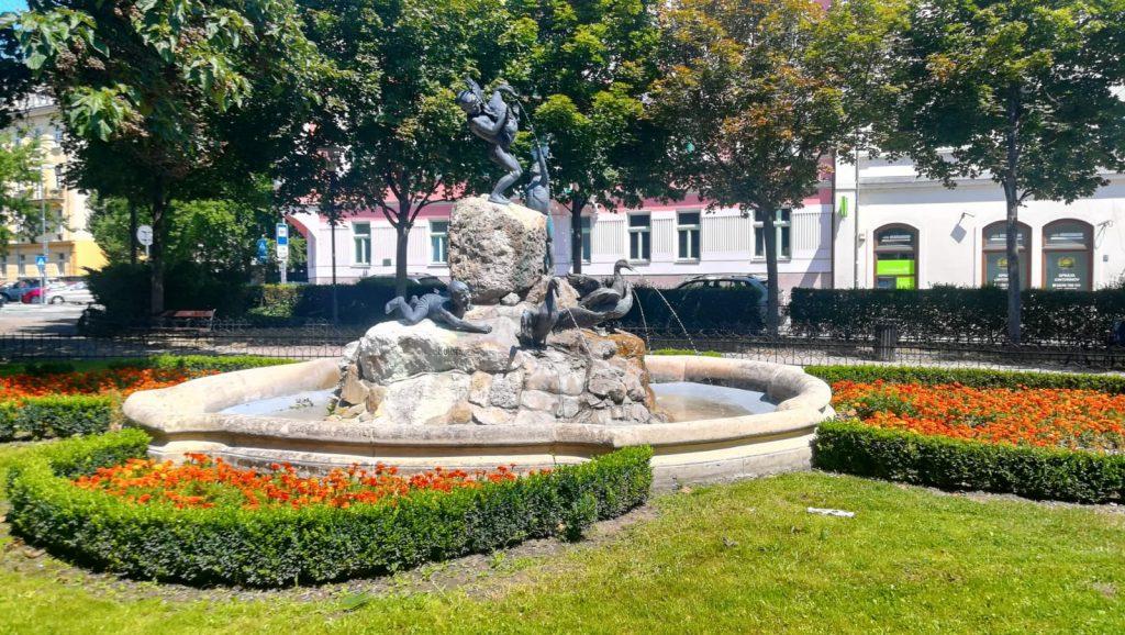 Fontana delle Anatre - Bratislava