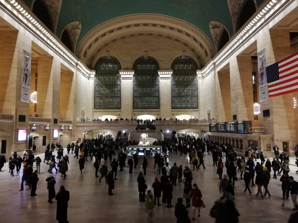Grand Central Terminal - Film Location New York
