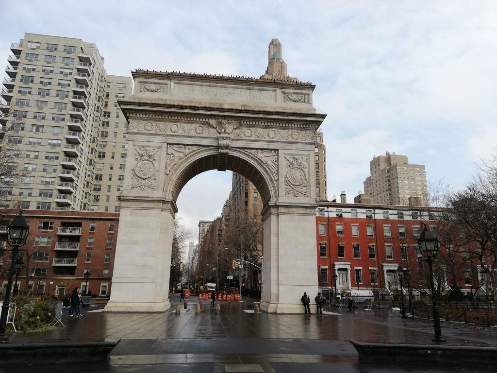 Io sono Leggenda filming location in New York