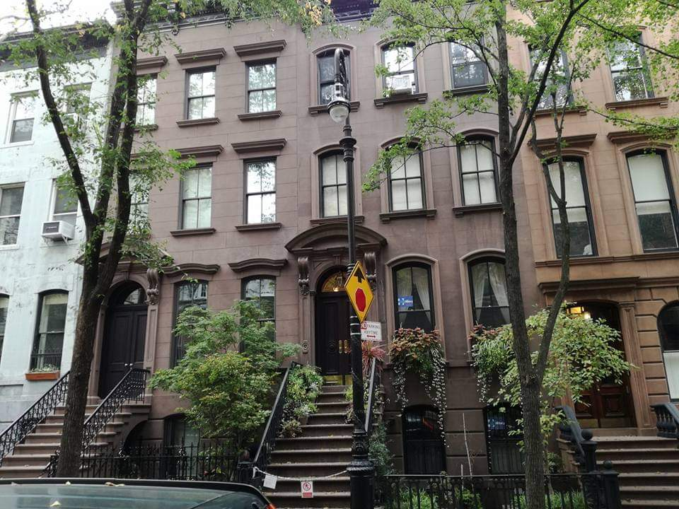 Casa di Carrie Bradshaw - Sex and the City - Film in New York