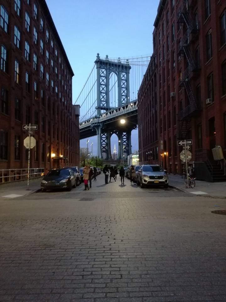 C'era una volta in America - Dumbo  - Filming in New York