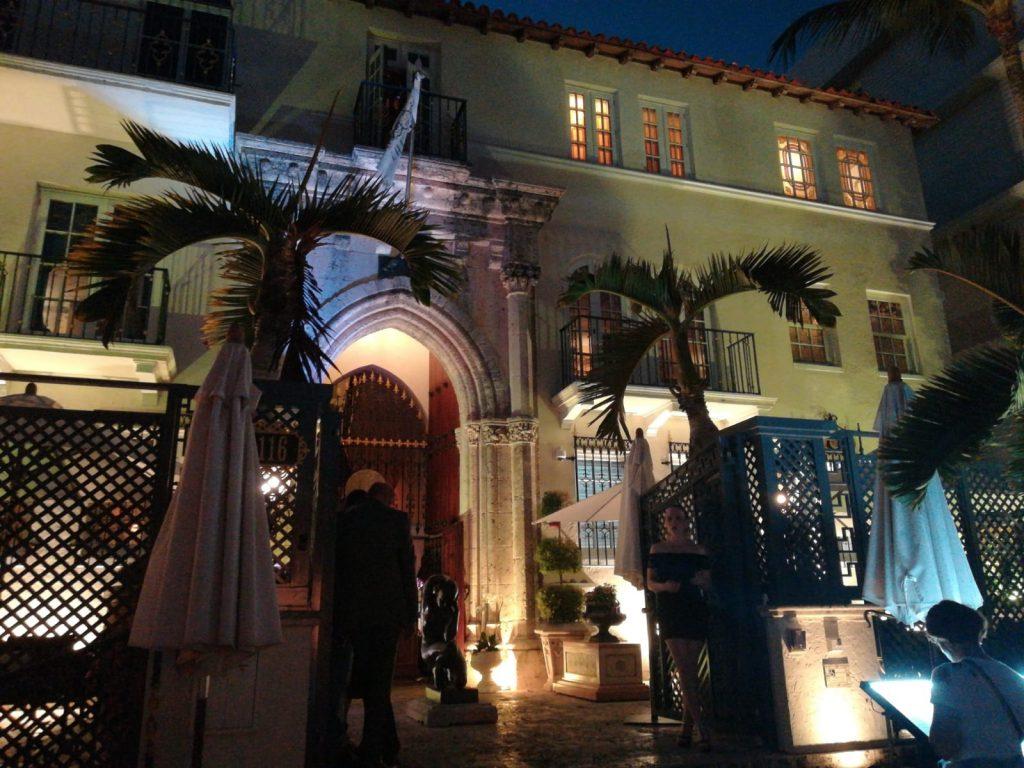 Villa Casa  Casuarina - Ex Versace Mansion - Miami Ocean Dr - location di film ambientati in America